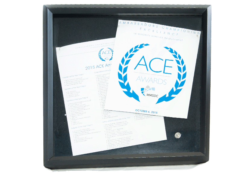 Infotree Global Ace Certificate