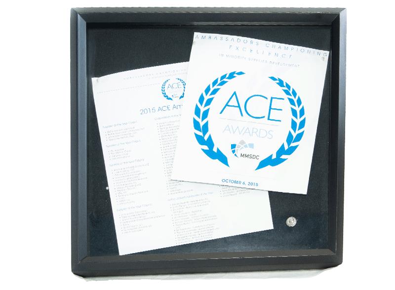 Infotree Global Ace Certificate