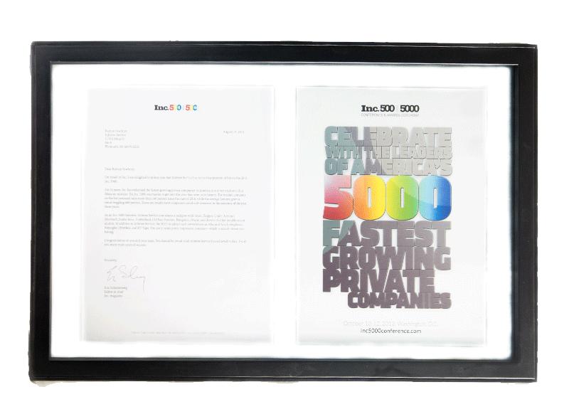 Infotree Global ins 500-5000 Award